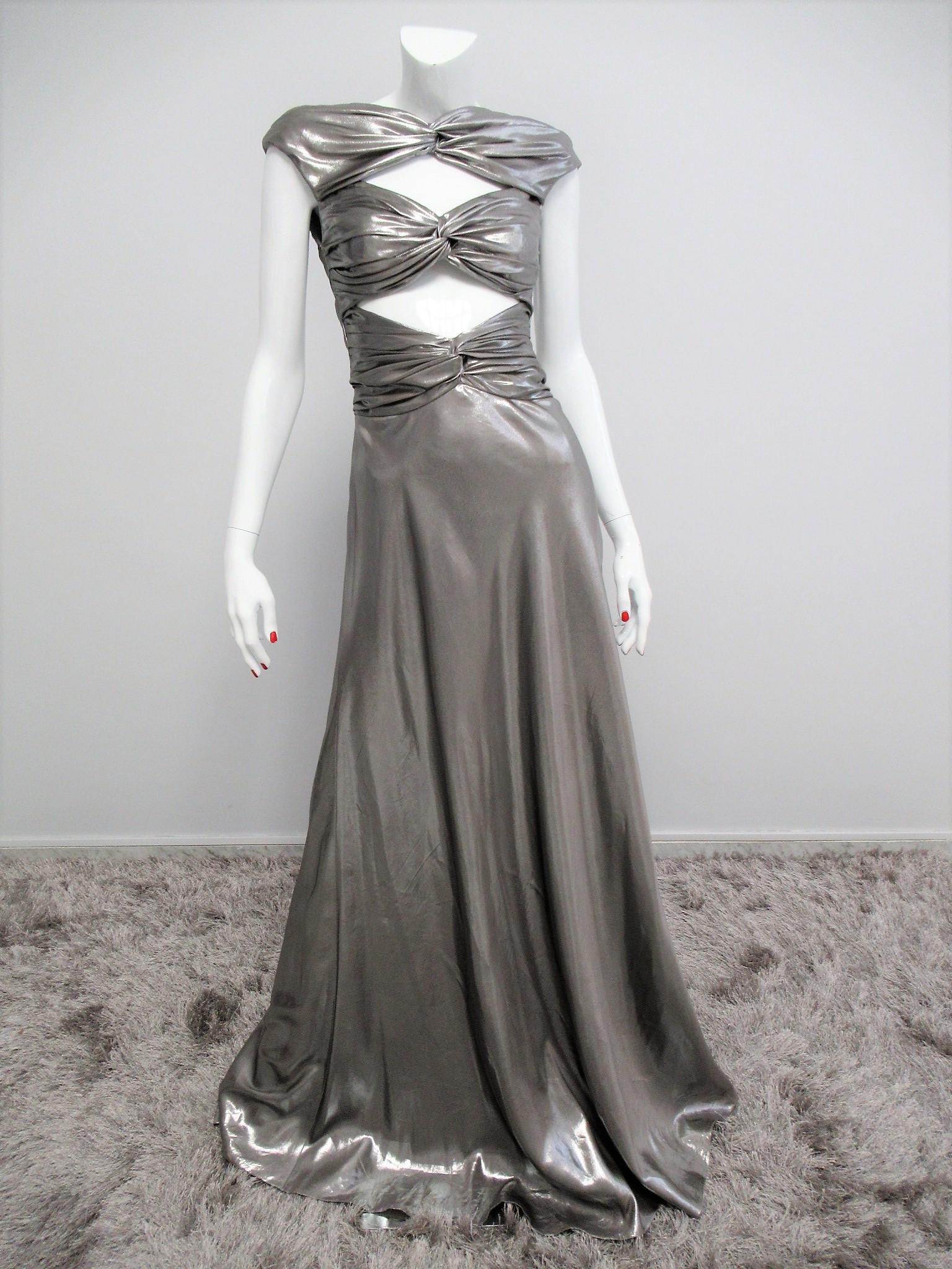 Vionnet exclusive silk dress Size. XS