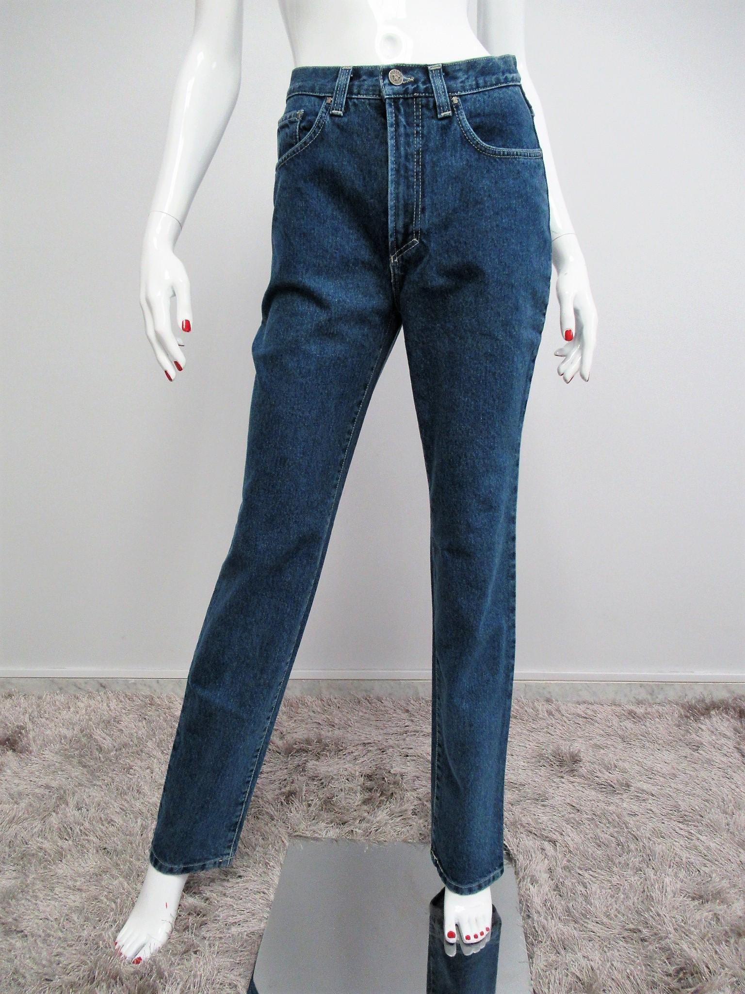 Versace 90s vintage jeans Size US 26 / XS