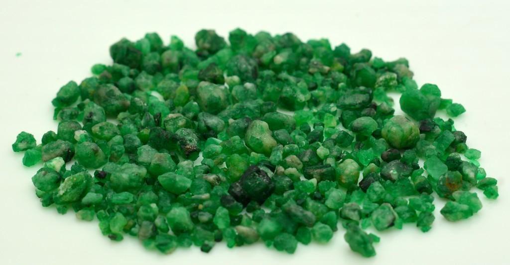 22 Grams Beautiful Emerald Rough Lot