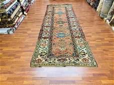 Antique Persian Northwest Gallery Size Kurdish rug-1829