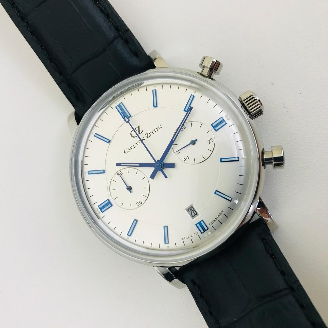 Carl von Zeyten German Wrist Watch