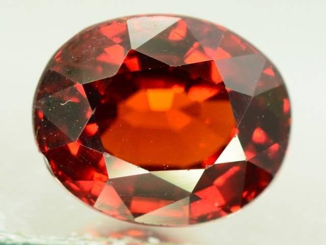 2.70 ct Natural Spessartite Garnet Loose Gemstone -