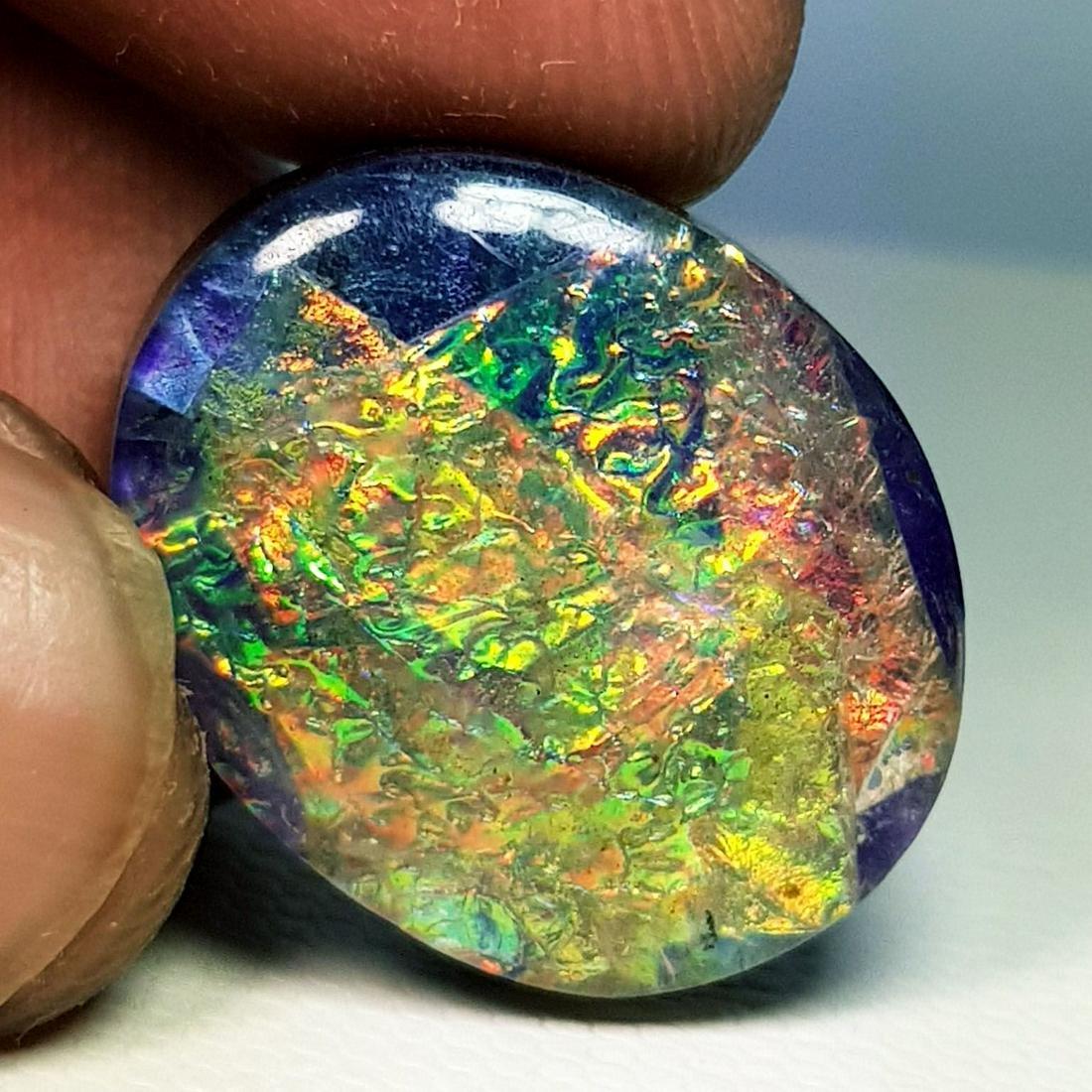 Australian Doublet Opal 16.72 ct