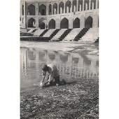 HENRI CARTIERBRESSON  Washing Carpets Iran 1950