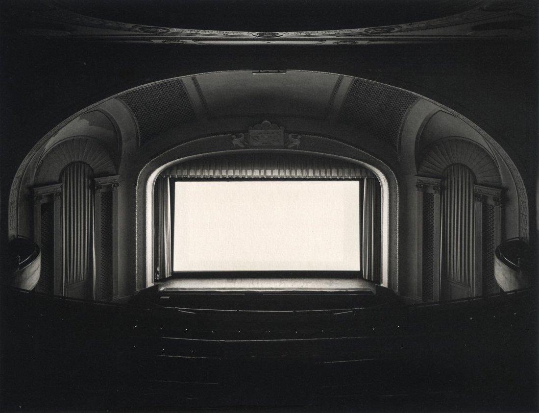 HIROSHI SUGIMOTO - UA Playhouse, New York, 1978
