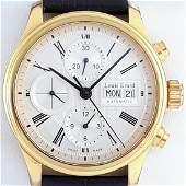 Louis Erard - Heritage Automatic Chronograph - Ref: 259