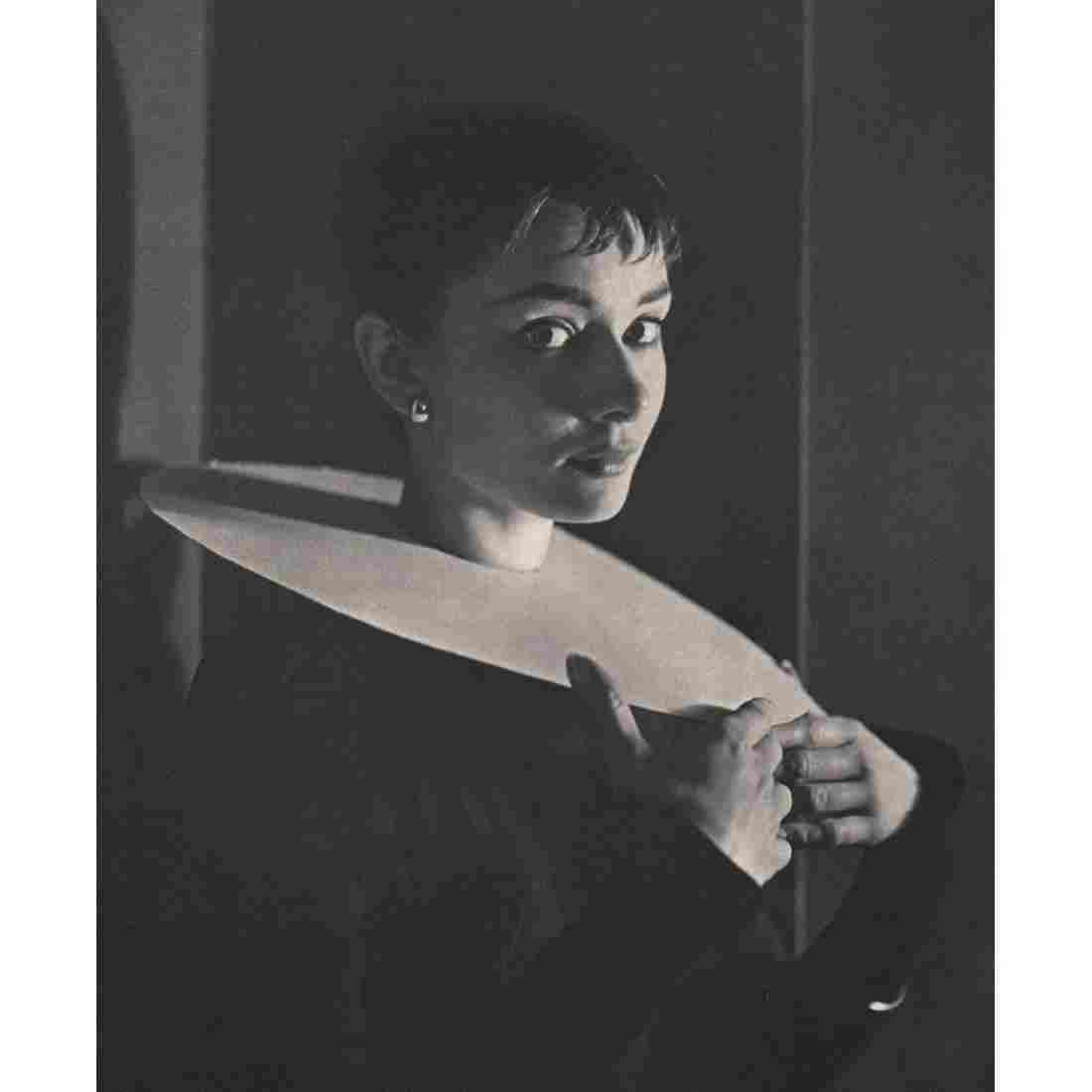 CECIL BEATON - Audrey Hepburn