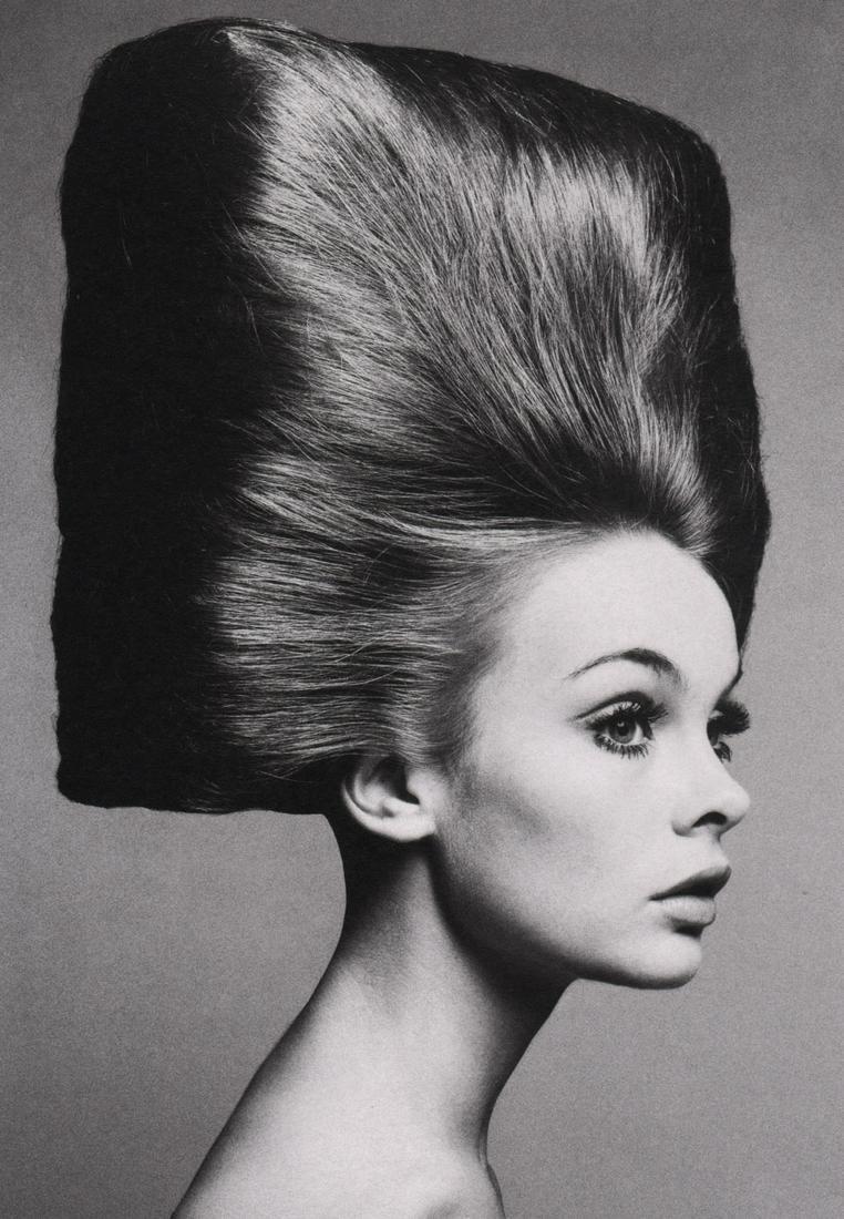 RICHARD AVEDON - Jean Shrimpton, 1965