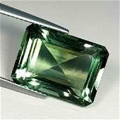 Natural Green Amethyst Emerald Cut 1170 ct