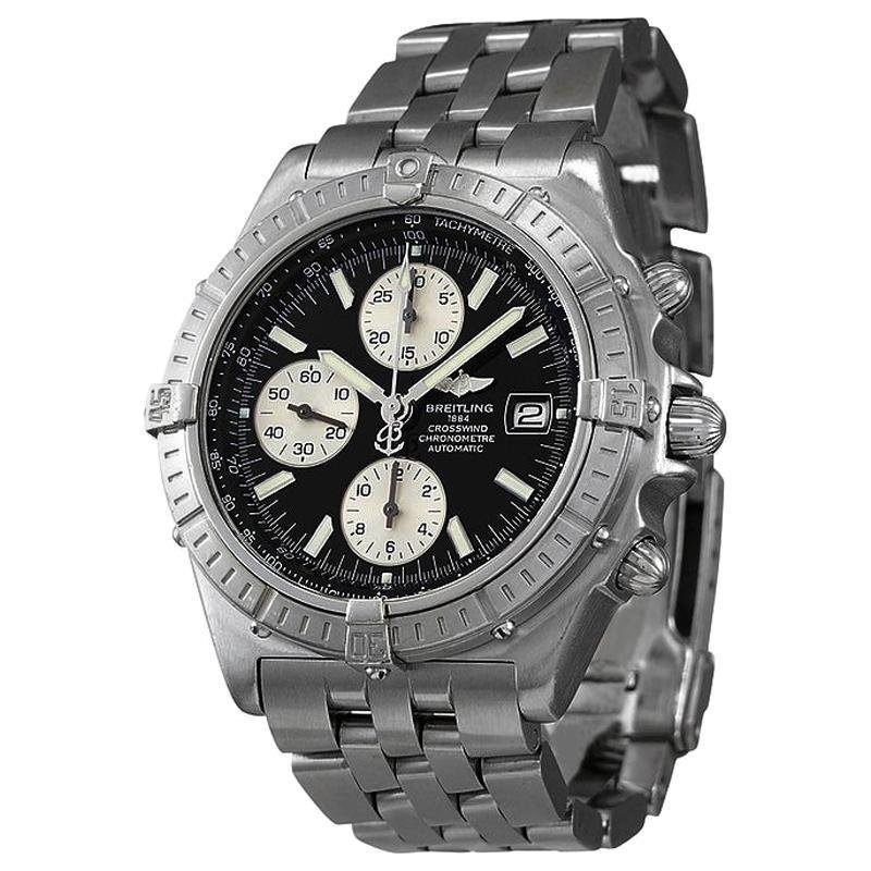 Breitling Windrider Crosswind Chronograph Automatic