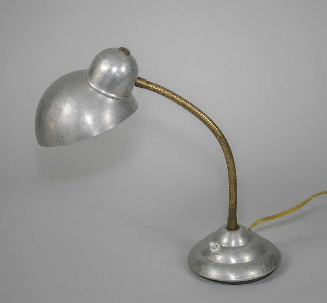 PETITE DESK LAMP FRENCH MODERNIST GUARICHE