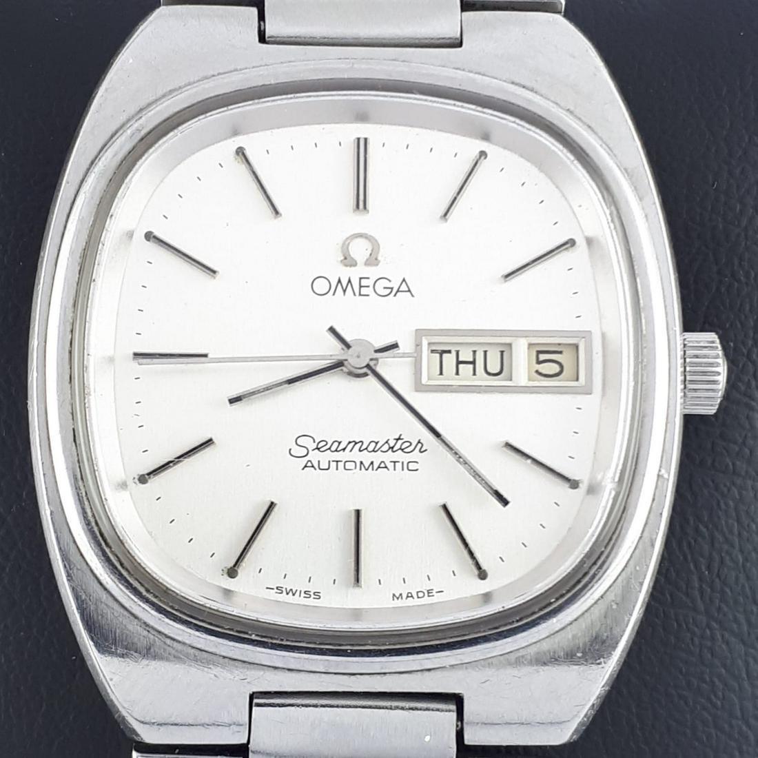 Omega - Seamaster Automatic - Ref: 166 0209 - Men -