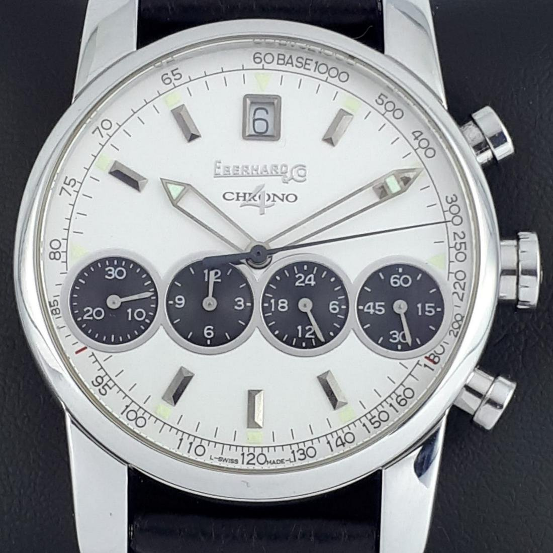 Eberhard & Co. - 4 Chrono, Automatic Chronographe -