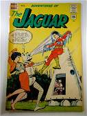 Adventures of the Jaguar #9