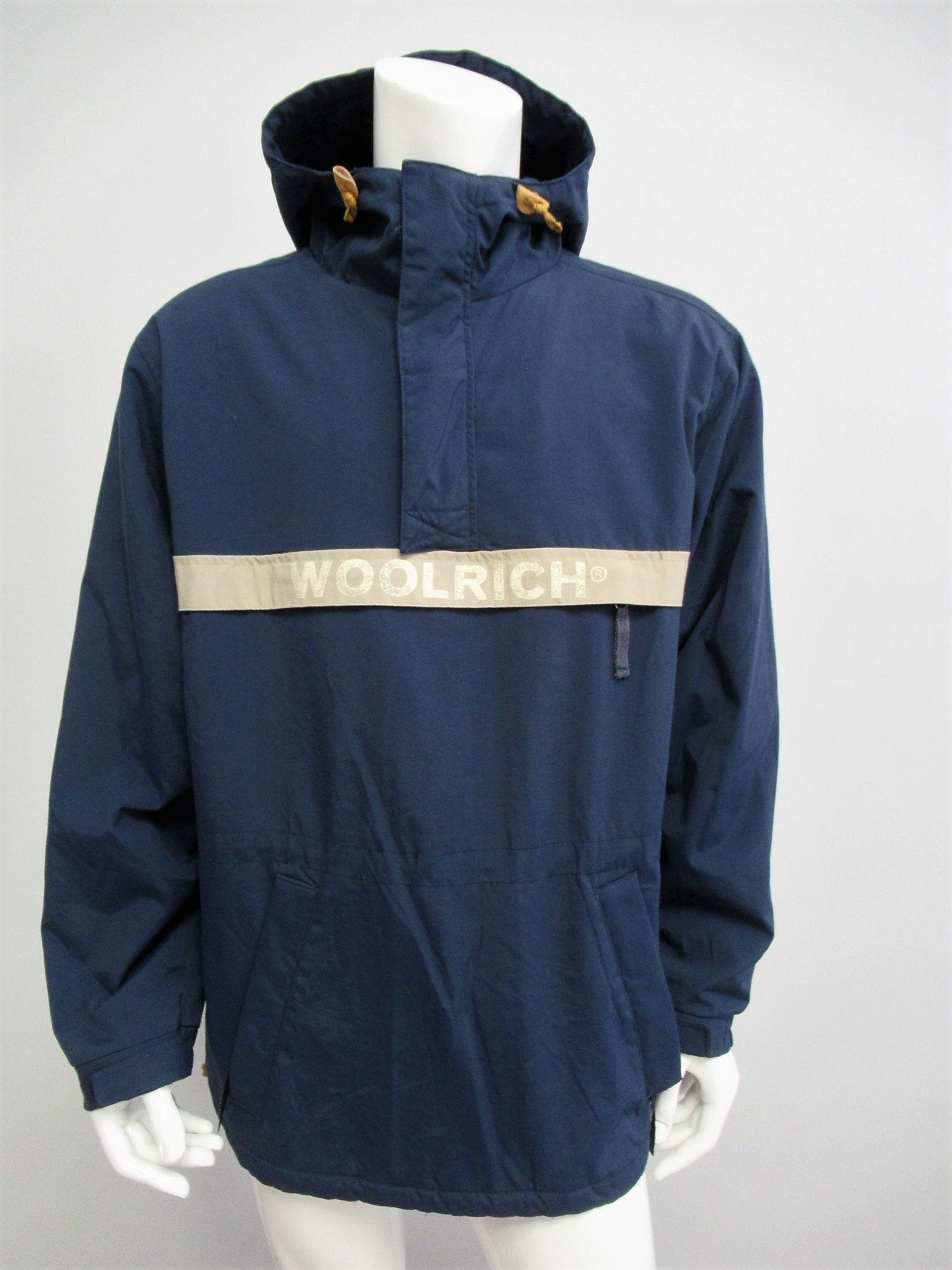 """""""WOOLRICH"""" Padded bomber jacket Size XL"""
