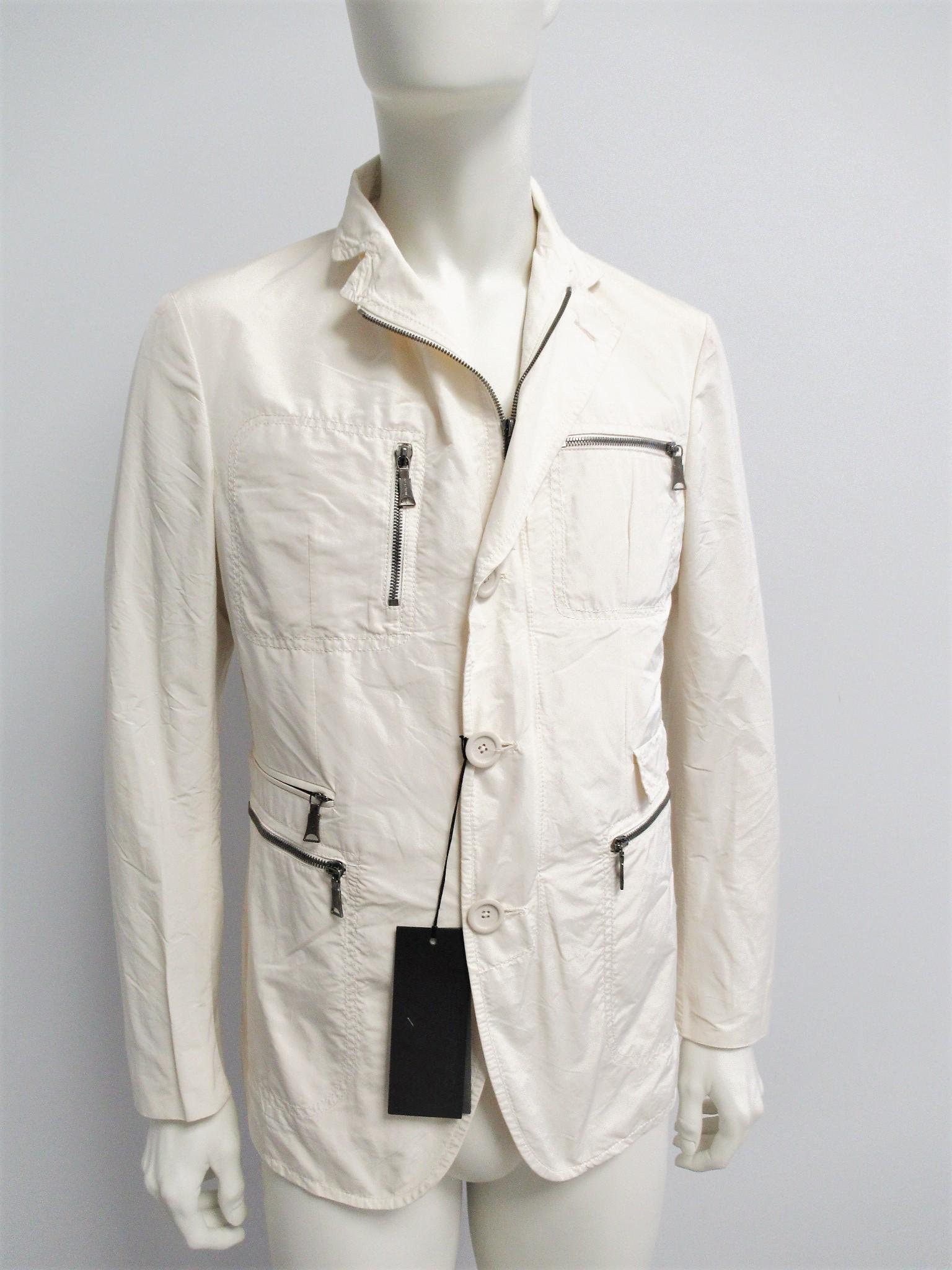 """CALVARESI"" Exclusive tailored jacket Size S"