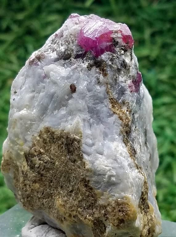 60 Grams Beautiful Ruby Specimen