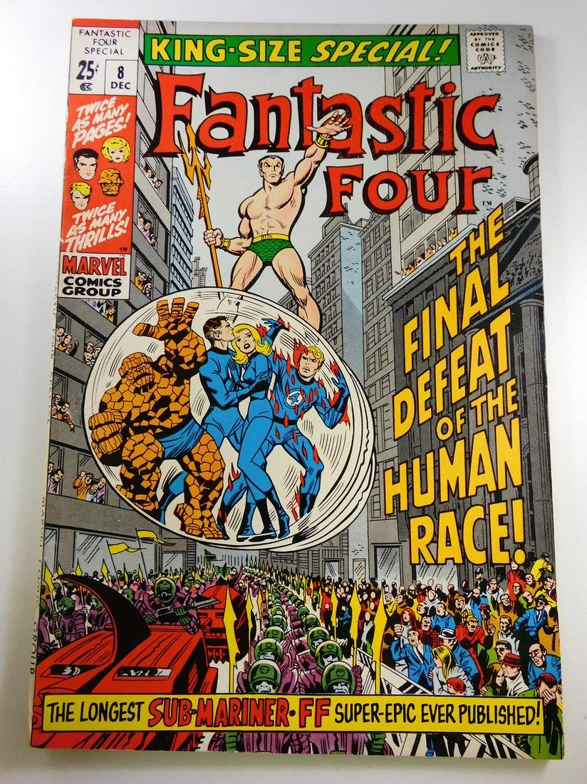 Fantastic Four King-Size Special #8