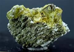 22 Grams Top Grade Natural Green Color Tantalite Sphene