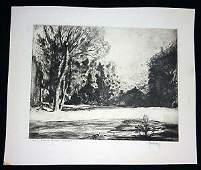26 Hawaii Print Old Pali Road by John Melville Kelly