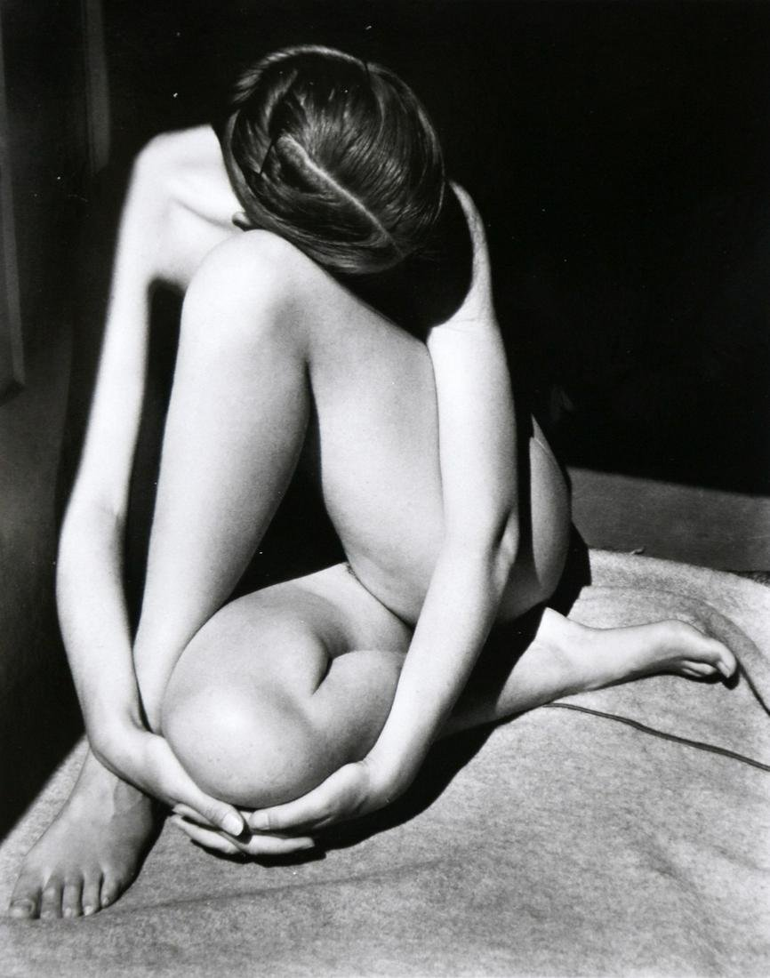 Edward Weston - Nude, 1936