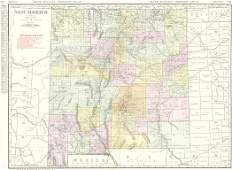 Rand, McNally & Co.'s New Commercial Atlas of America