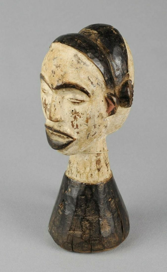 IDOMA head headdress ? IBO Igbo sculpture Nigeria