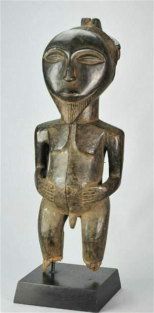 Large Singiti HEMBA Ancestor Figure Congo Statue