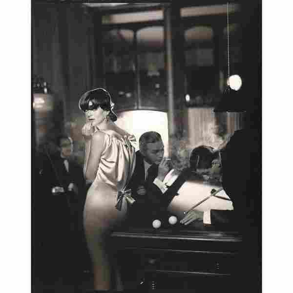 RICHARD AVEDON - Carmen wearing Patou