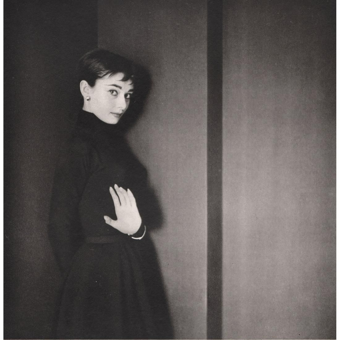 CECIL BEATON - Audrey Hepburn, 1954