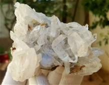 193.4 Grams Undamaged Fedan Quartz Crystal 98X77X50 mm