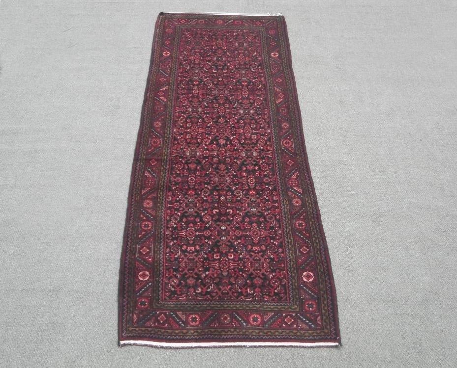 Semi Antique Persian Malayer 11.0x3.10