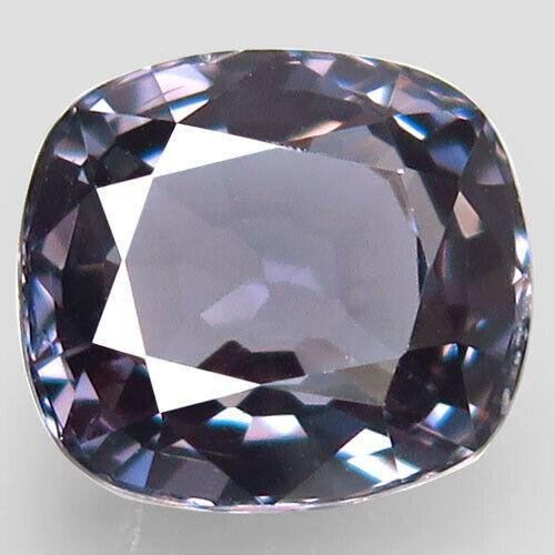 3,50 ct Natural Blue Purple Spinel 3,50 ct