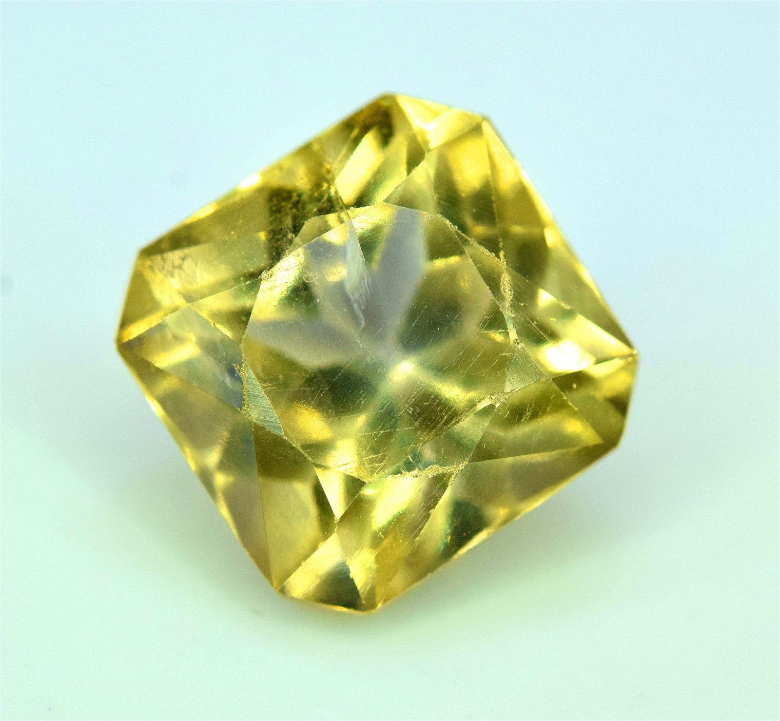Natural Apatite Gemstone from Afghanistan - 6.60 cts ,