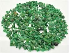 300 Grams Natural Emerald Rough