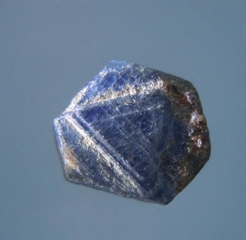 5 CT BLUE SAPPHIRE - UNTREATED GEMSTONE
