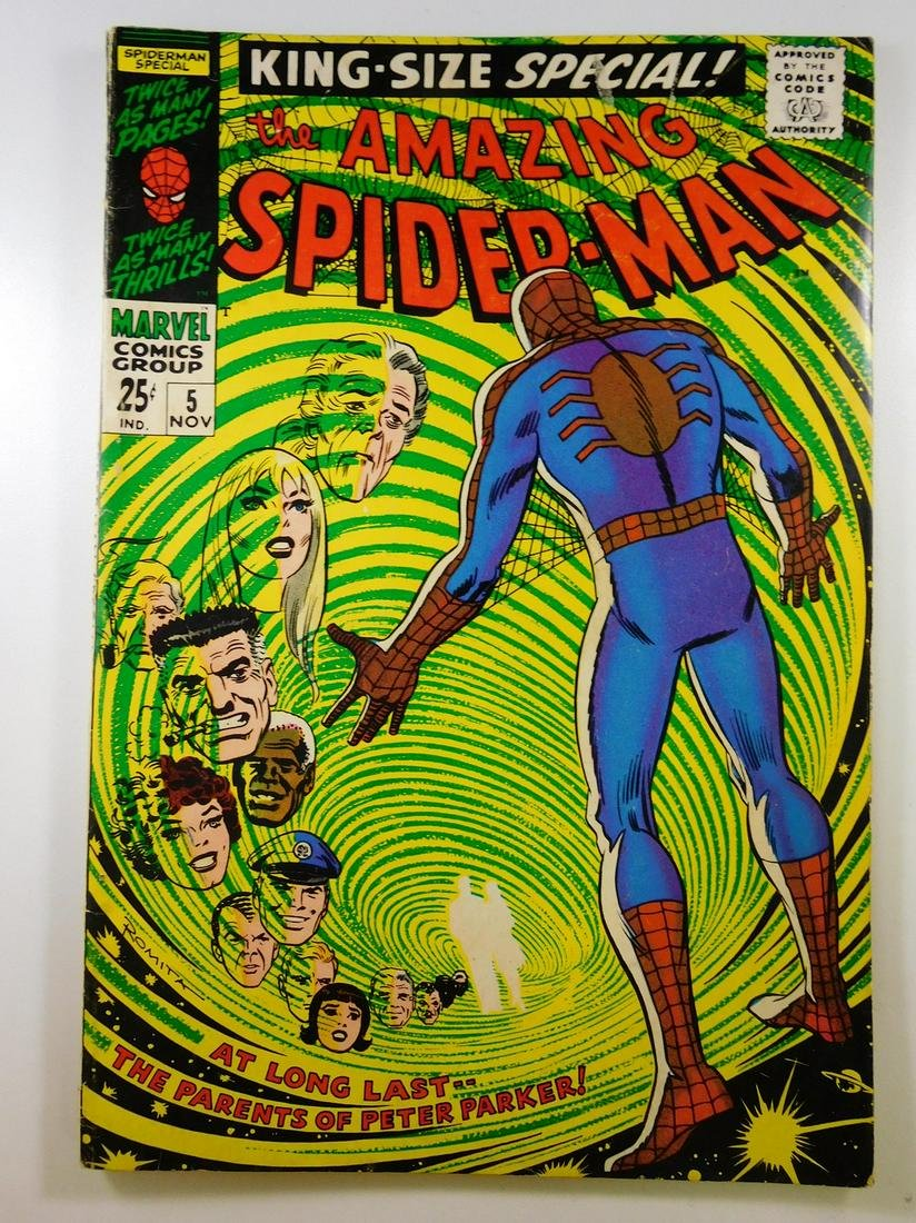 Amazing Spider-Man King-Size Special #5