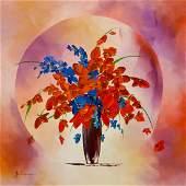 """L Universe de Fleurs """"The Universe of Flowers"""""""