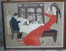 Patricia Au Cafe Florian