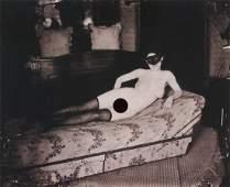 E.J. Bellocq, Storyville Prostitute, 1912