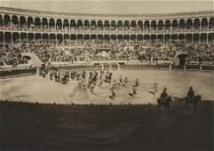 Kurt Hielscher, Entrance of the Bullfighters, Madrid