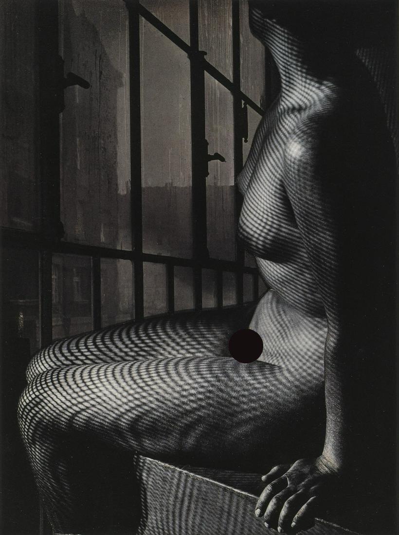 Willy Zielke, At The Window, 1931