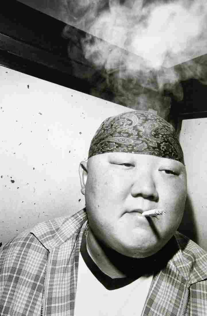 Bruce Gilden,Japan Tokyo 1999