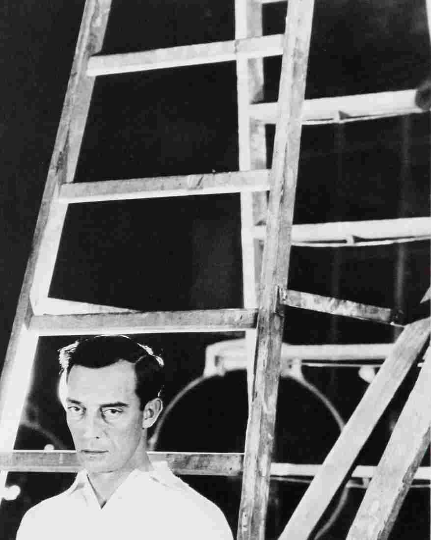 Cecil Beaton,Buster Keaton 1931