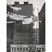 ANDRE KERTESZ - New York City, 1939