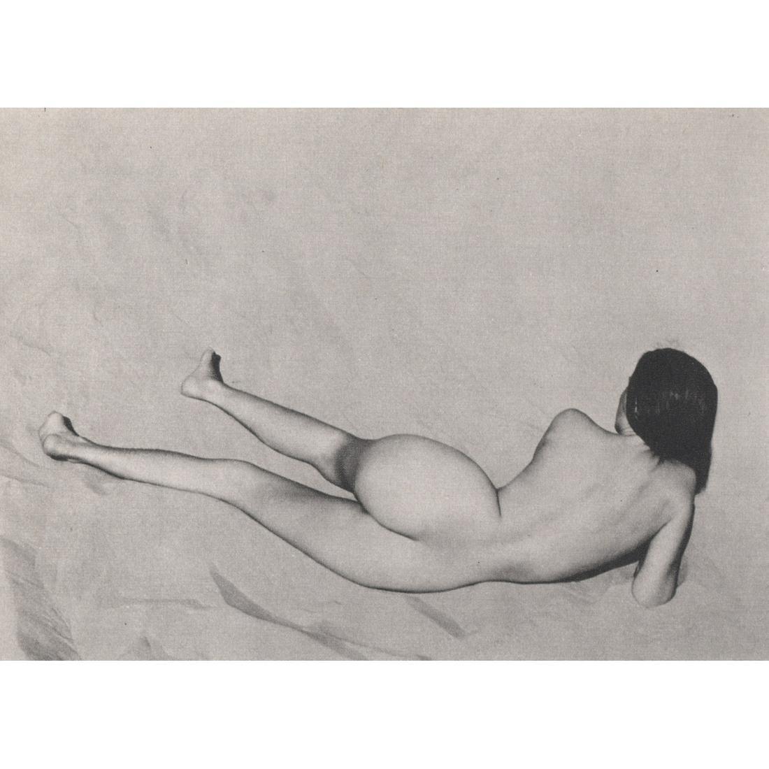 EDWARD WESTON - Nude