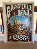 GRATEFUL DEAD 1990 EUROPE  GRIFFIN