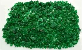 120 Grams Beautiful Emerald Rough Lot
