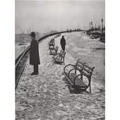 ANDRE KERTESZ - New York City, 1948