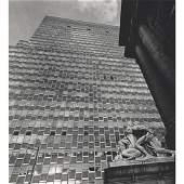 ANDRE KERTESZ - New York City, 1963